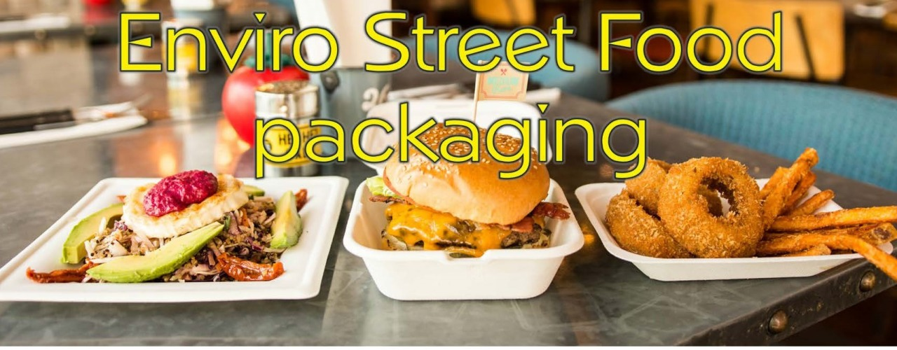 Enviro Street Food Packaging